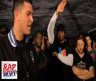 Clip de Rap Contenders Draft2, Shark VS Vincenz
