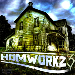 Homworkz Volume 3