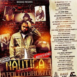 BKSD446 - apollo brown nautica mixtape